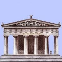Tempio Delfi