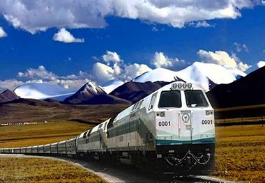 Il treno Tibet-express