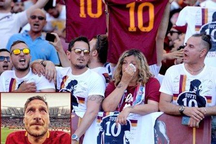 Tifosi piangono
