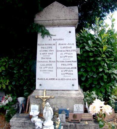 Tomba di Maitre Philippe