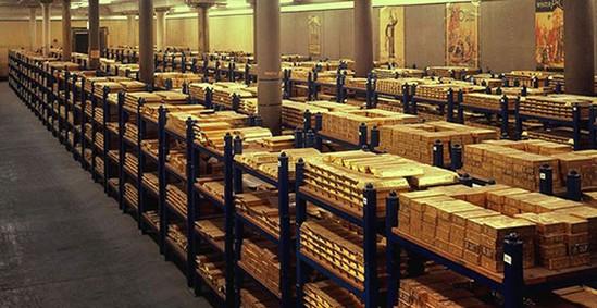 Tonnellate d'oro
