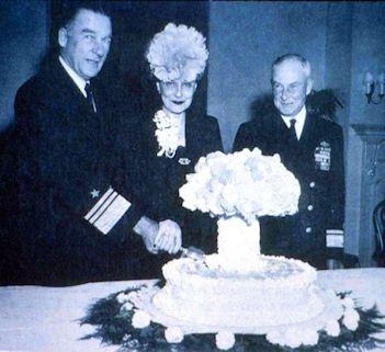 Torta per atomica