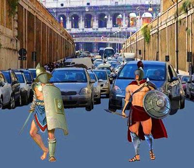 Traffico romano