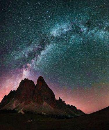 Tramonto stellato