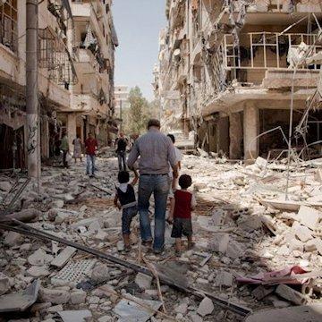 Tregua in Siria