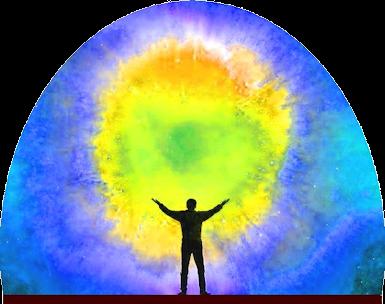 Uomo centro del cosmo