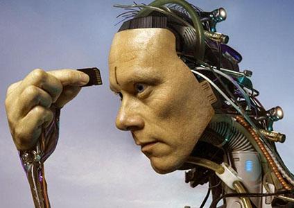 Uomo cyborg