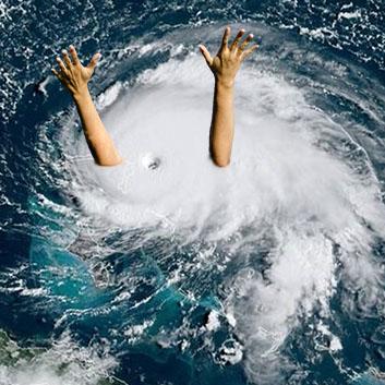 Uscire dal ciclone