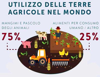 Utilizzo terre agricole