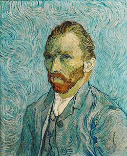 Vincent Van Gogh «Autoritratto»