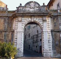 La Porta Romana