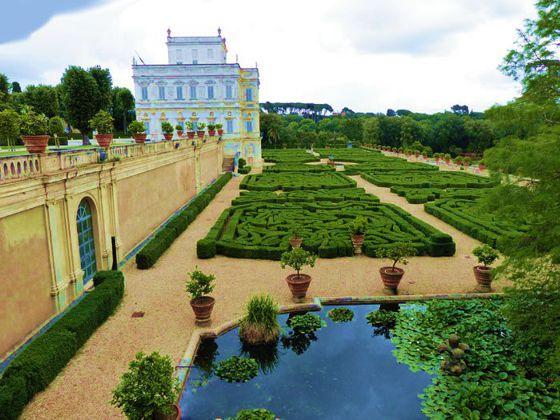 Villa Doria Pamphilij