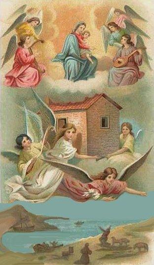 Volo della Casa di Loreto