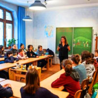 Waldorfschule di Berlino