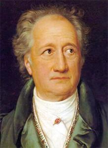 Wolfang Johannes Goethe