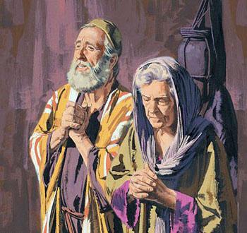 Zaccaria ed Elisabetta