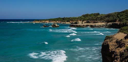 Baia dei Turchi Otranto