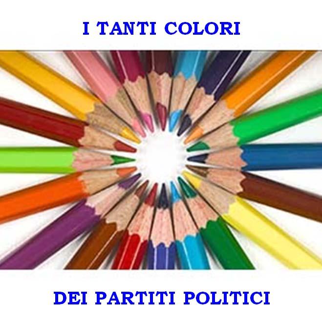 colori dei partiti