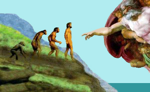 evoluzionismo o creazionismo