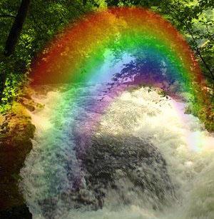 fiume in piena