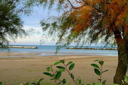 mare in autunno