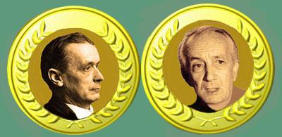 medaglie Steiner Scaligero