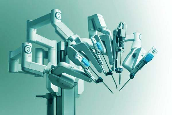 Microchirurgia robotica